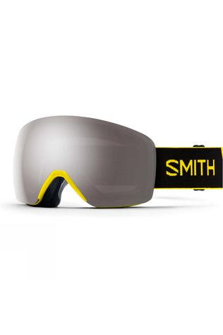 Smith Mens Skyline Goggle Street Yellow / Sun Platinum Mirror