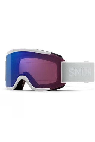 Smith Squad Goggle White / CP Photochromic Rose Flash