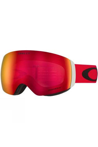 Oakley Flight Deck XM Goggle Red Black / PRIZM Torch IRIDIUM
