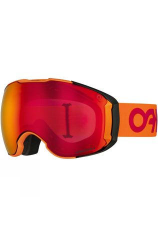 Oakley Mens Airbrake XL Goggle FP Progression / PRIZM Torch IRIDIUM & PRIZM HI Pink IRIDIUM