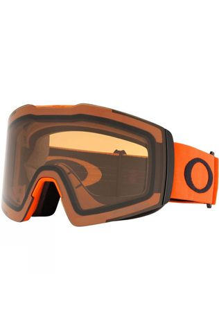 Oakley Fall Line XL Goggle Neon Orange Black / PRIZM Persimmon