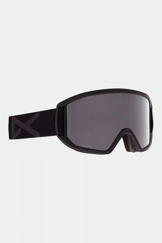 Anon Men's Relapse Goggle (Spare Lens Included) Smoke / Perceive Sunny Onyx & Amber