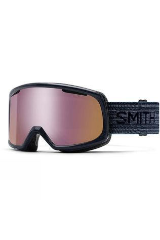 Smith Womens Riot Goggle Metallic Ink / Everyday Rose Gold