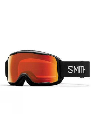 Smith Kids Grom Goggle Black/ Everyday Red Mirror