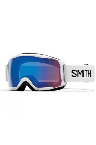 Smith Kids Grom Goggle White/ Storm Rose Flash