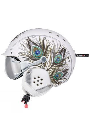 Casco Womens SP-3 Limited - Peacock White/Patterned