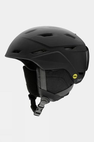 Smith Mens Mission MIPS Helmet Matte Black