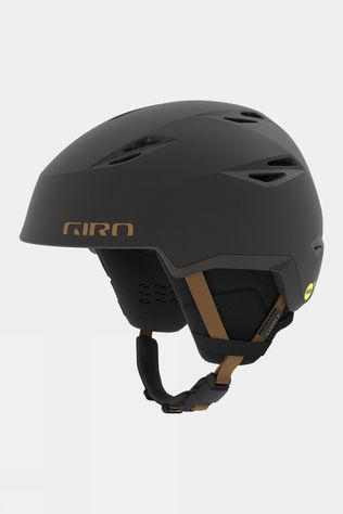 Giro Men's Grid MIPS Helmet Metallic Coal / Tan