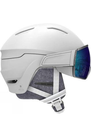 Salomon Womens Mirage Helmet White