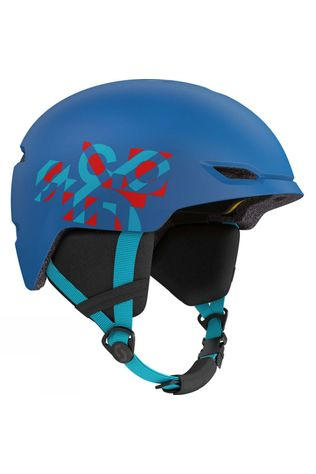 Scott Junior Keeper 2 Plus MIPS Helmet Dark Blue