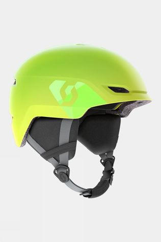 Scott Kids Keeper 2 Plus Helmet High Viz Green