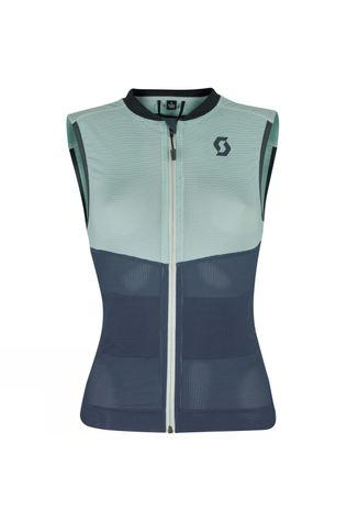 Scott Women's AirFlex Light Vest Protector Blue Night