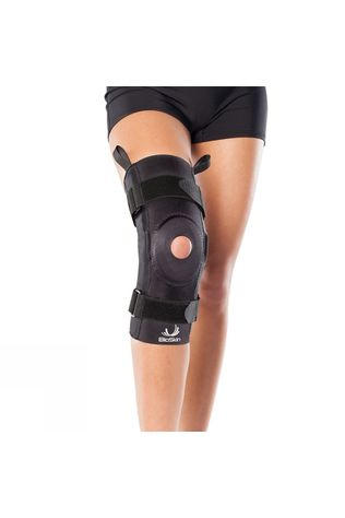 Bioskin Hinged Knee Skin Black