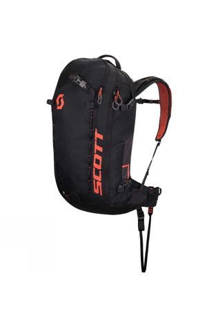 Scott Patrol E1 40L Rucksack Black/Burnt Orange