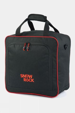 Snow and Rock Snow Boot Bag Black/Red