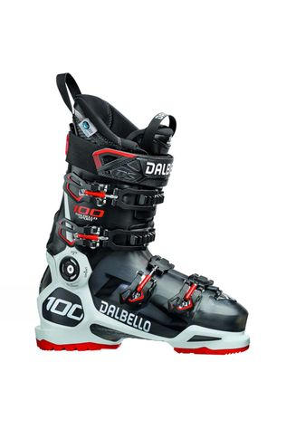 Dalbello Men's DS 100 Ski Boot Black / Black
