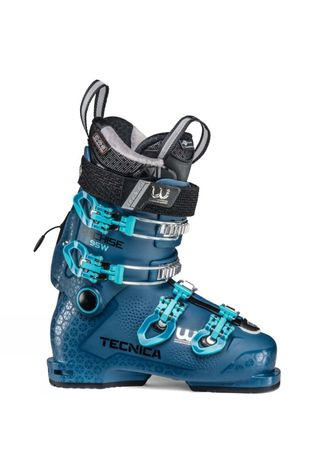 Tecnica Women's Cochise 95W Ski Boot Blue Light blue
