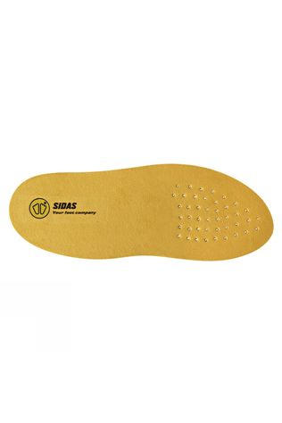 Sidas Unisex Custom Bike Insole Yellow