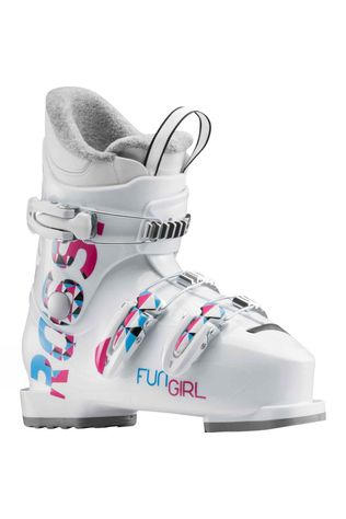 Rossignol Kids Fun Girl J3 Ski Boot White
