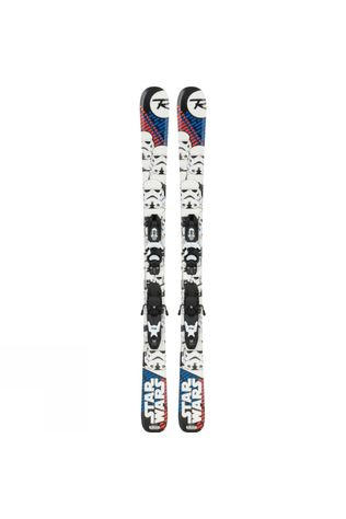 Rossignol Kids Rossi Star Wars Jr + Kid-X4 B76 Binding Star Wars