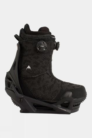 Burton Men's Swath Step On Boot + Binding Package Black / Black