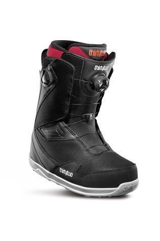 Thirty Two Mens TM2 Double Boa Snowboard Boot Black / Red
