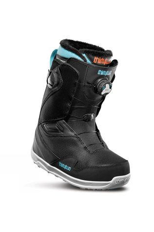 Thirty Two Womens Zephyr Boa Snowboard Boot Black / Blue / White