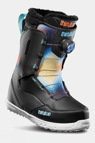 Thirty Two Womens Zephyr Boa Snowboard Boot Black/Blue/White