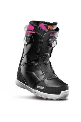 Womens Lashed Double Boa Snowboard Boot