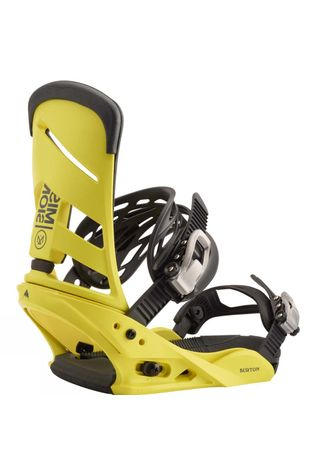 Burton Mission Snowboard Bindings Grellow