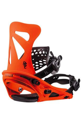 Flux Mens DSL Binding Neon Orange