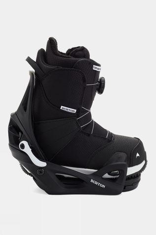 Burton Kids Zipline Step On Boot + Binding Package Black / Black