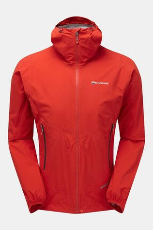 Montane Mens Minimus Stretch Ultra Jacket Flag Red