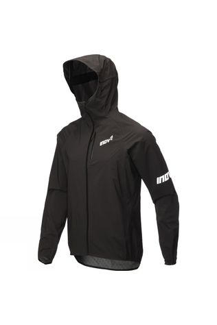 Inov-8 Mens Stormshell Full Zip Jacket Black