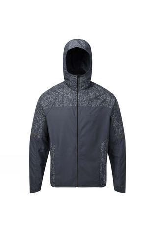 Ronhill Men's Life Night Runner Jacket Charcoal/Reflect