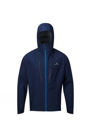 Ronhill Men's Tech Fortify Jacket Deep Navy/Powder Grey