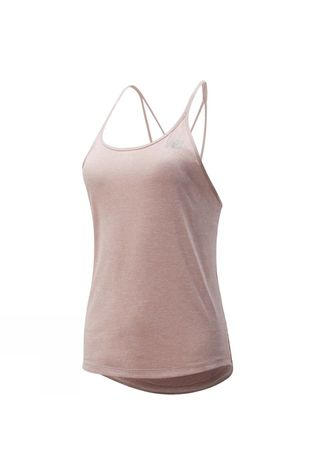 New Balance Women's Impact Run Tank Saturn Pink