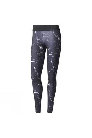 Adidas Womens Ultimate Long Tights PRINT