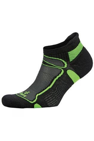 Balega Ultralight No Show Black/Lime