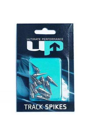 Ultimate Performance Track Spikes Silver