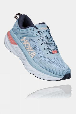 Hoka One One Women's Bondi 7 Blue Fog/ Ombre Blue