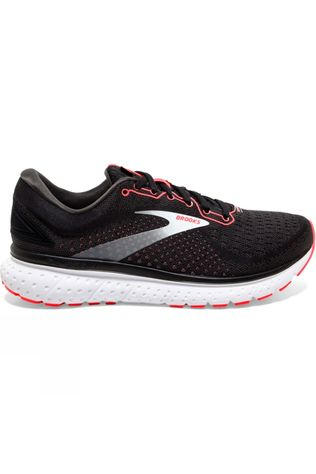 Brooks Women's Glycerin 18 Black/Coral/White