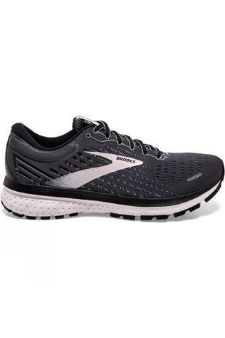Brooks Women's Ghost 13 Wide Black/Pearl/Hushed Violet