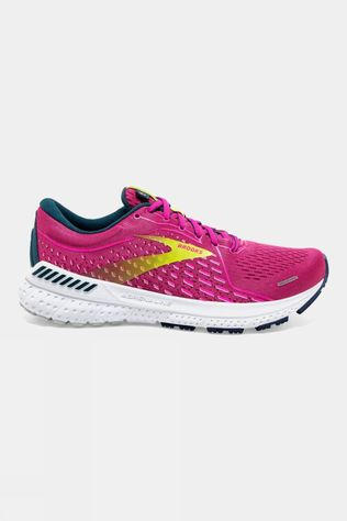 Brooks Women's Adrenaline GTS 21 Raspberry/Pink/Sulphur