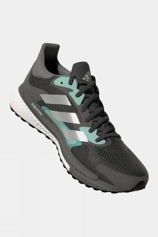 Adidas Women's Solarcharge Grey Six/Silver Met./Clear Mint