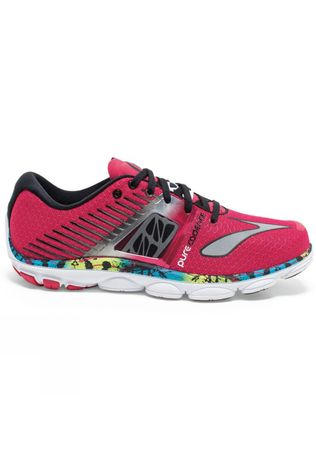 Brooks Womens PureCadence  4 Mid Pink/Purple