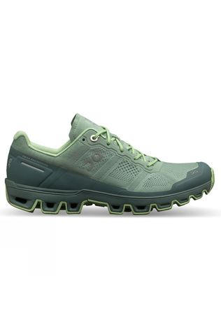 On Womens Cloudventure Moss / Olive