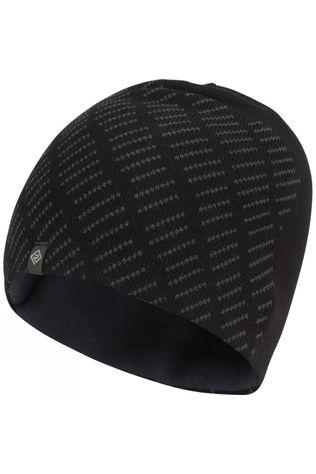Ronhill Unisex Classic Beanie Black/Charcoal