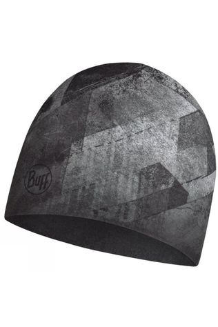 Buff Microfibre Reversible Hat Concrete Grey