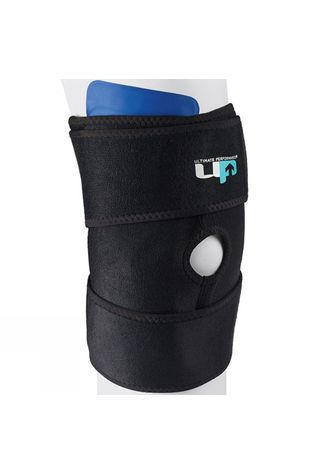 Ultimate Performance Large Cold/Hot Knee Wrap Black